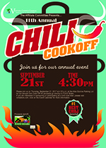 2017 Chili Cookoff Attendee Flyer a 150